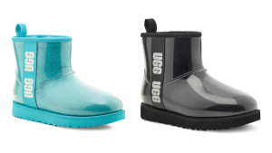 A weather-resistant take on traditional Uggs…