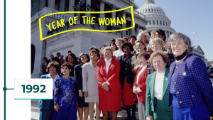 1992: Year of the Woman