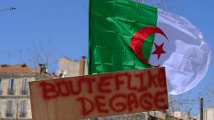Algeria protest 2019