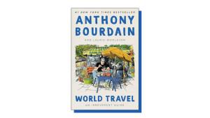Anthony Bourdain book