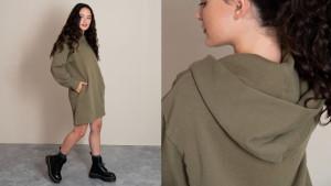 Freedom Co. Hoodie Dress