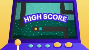 Game high credit score