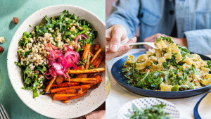 plant-based meal plan that's high in protein