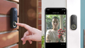 doorbell chime and camera to increase security