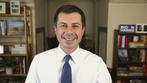 Secretary of Transportation nominee Pete Buttigieg