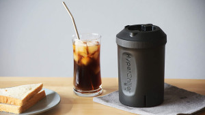 hyper chiller makes iced coffee in less than 60 seconds