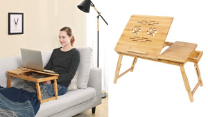 laptop desk for your bed or couch