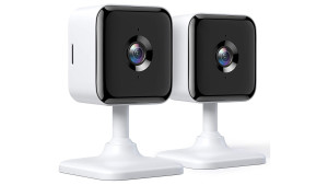 indoor security cameras that detect motion and sound