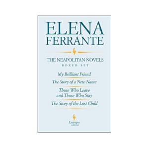 """The Neapolitan novels"" by Elena Ferrante"