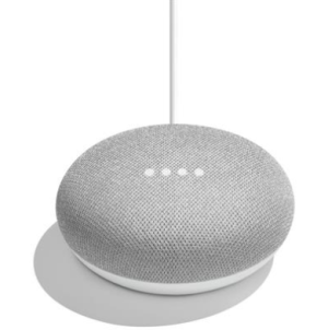 gray Google Home Mini