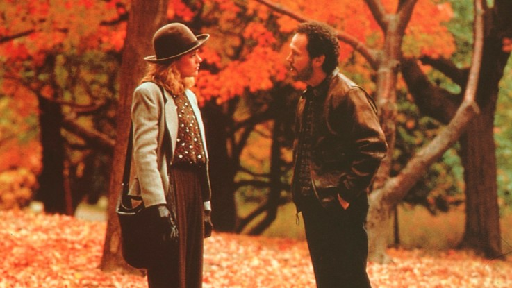 When Harry Met Sally Central Park fall leaves