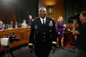 Secretary of Defense nominee Lloyd J. Austin III