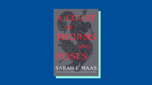 """""""A Court of Thorns and Roses"""" by Sarah J. Maas"""