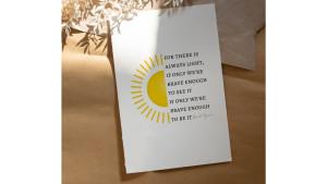 amanda gorman poem print