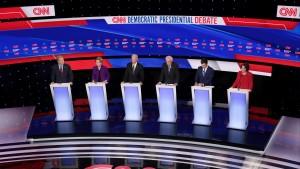 Dem debate Iowa