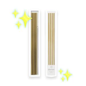 W&P Reusable Straws