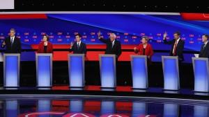 Second Debate Night One