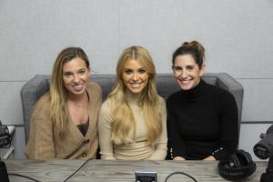 Danielle, Annie, Carly