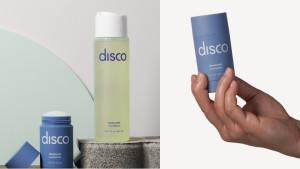 Disco body wash set
