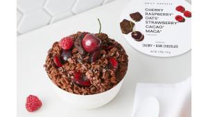 Daily Harvest Cherry + Dark Chocolate Oat Bowl
