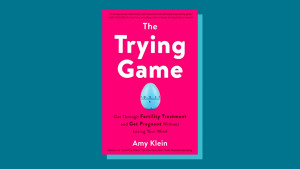 """""""The Trying Game"""" by Amy Klein"""