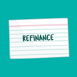 Refinance card