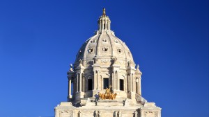 Minnesota's state building