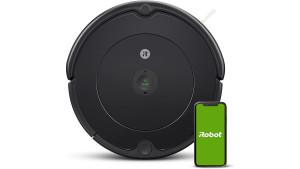 roomba wifi-controlled vacuum