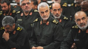 The IRGC's Qasem Soleimani