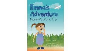 adventure book explaining why parents travel for work