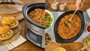 crockpot slower cooker