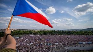 Prague Protests
