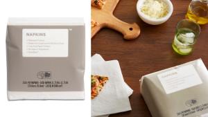 tree-free disposable napkins