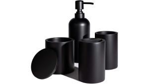 A bathroom set