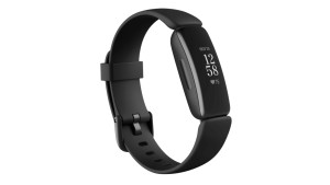 fitbit activity tracker to keep count of steps, calories burned, miles walked, hours slept and more