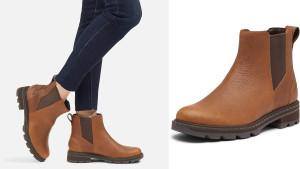 sorel chelsea rain boots