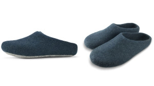 indoor wool slippers for house wear