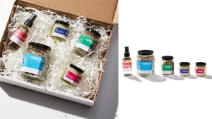 postpartum kit for new mothers that have just given birth