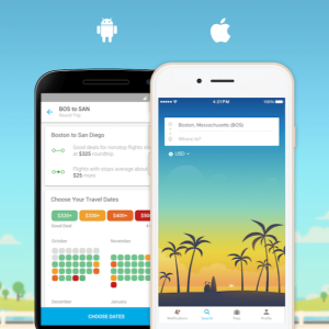Hopper Travel Apps