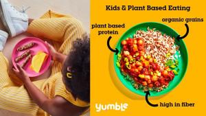Yumble meal plan