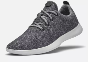 Allbirds gray shoes
