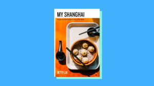 """""""My Shanghai: Recipes and Stories from a City on the Water"""" by Betty Liu"""