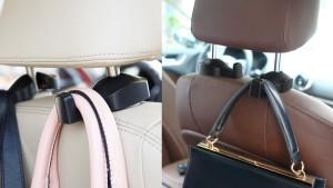 car handbag hook to hold bags
