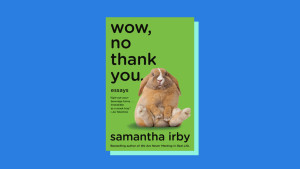 """""""Wow, No Thank You."""" by Samantha Irby"""