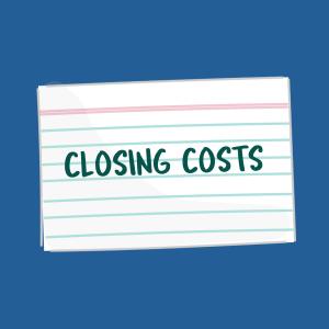 closing costs FSL card