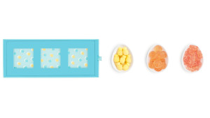 sugarfina thank you pack with three types of candies you can personalize