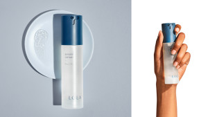water-based lube to help with dryness