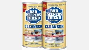 bar keepers friend powder cleaner