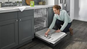 Affresh dishwasher tablet