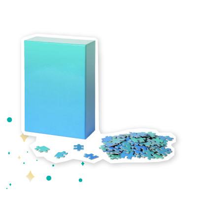 Areaware Gradient Puzzle - celebrate smarter